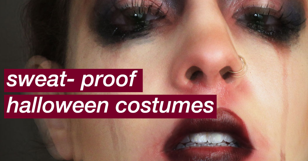 Easy Sweat-Proof Halloween Costumes (That You Can Dance In!)